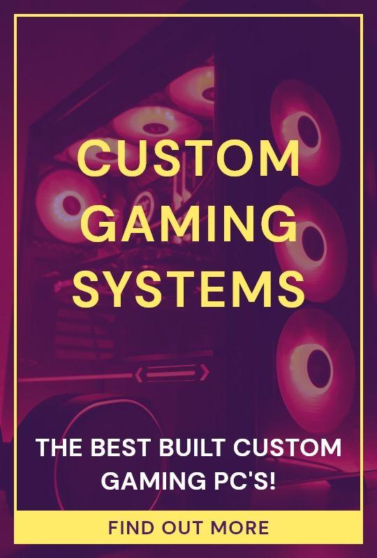 Custom Gaming Systems Gold Coast